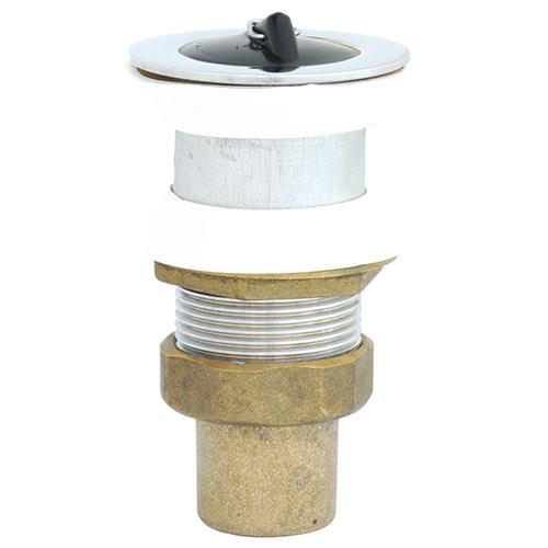 Desagüe 1 1-4 para lavatorio y bidet, largo 75 mm